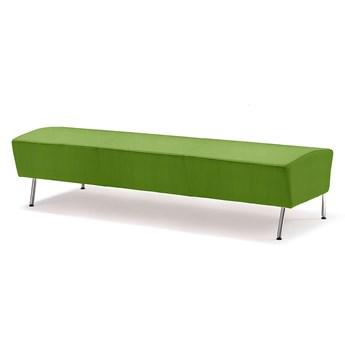 Siedzisko proste ALEX, tkanina Repetto, zieleń łąki