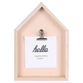 SELSEY Rama na zdjęcia Trako 15,5x22,5 cm różowa