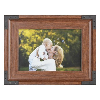 SELSEY Ramka na zdjęcia Jari drewniana 16x21 cm