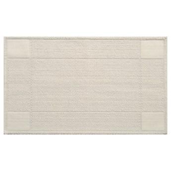 SELSEY Dywanik do łazienki Herbs 50x80 cm kremowy