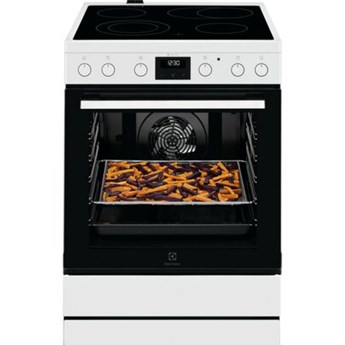Kuchnia ELECTROLUX LKR64020AW Seria 600. Klasa energetyczna A
