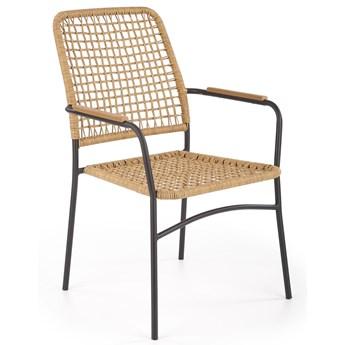 Technorattanowe krzesło do domu i ogrodu K457
