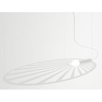 Lampa wisząca LEHDET biała