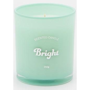 Sinsay - Świeca zapachowa Bright - Zielony