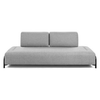 Jasnoszara sofa La Forma Compo