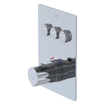 Bateria prysznicowa Steinberg Seria 390 4231 1, termostat