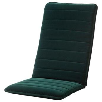 IKEA HÄVERÖDAL Poduszka fotela, Djuparp ciemnozielony, Długość: 137 cm