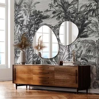 FLY OPTI WHITE eleganckie lustro w stylu modernistycznym