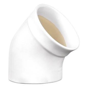 Biały ceramiczny pojemnik na sól Emile Henry