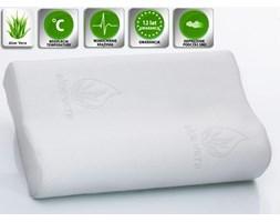 Poduszka Memory Foam 50x30 cm - piankowa poduszka do spania - ortopedyczna