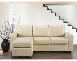 Narozna sofa skórzana - UMEA bez