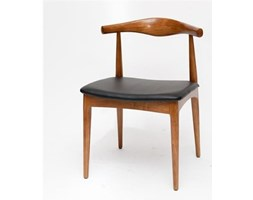D2 Codo Krzesło Codo drewniane j. brąz - Elbow_chair_j.brąz.