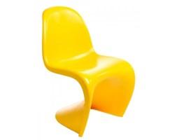 D2 Panton Krzesło Balance żółte - Panton_żółty. Wysyłamy ZA DARMO od 1999zł.