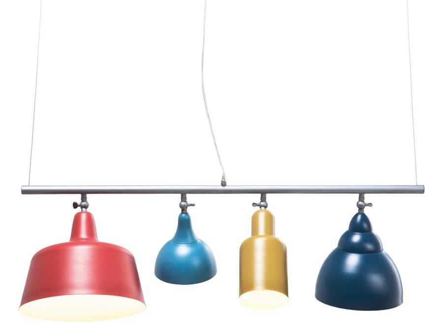 Kare Design Variety Lampa Kolorowa 38cm 34761 Lampy Wisz Ce Zdj Cia Pomys Y Inspiracje