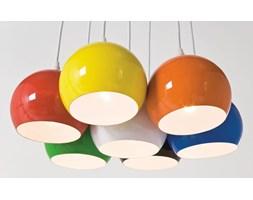 Kare Design Calotta Colore 7er Lampa Wisząca Wielokolorowa - 30206