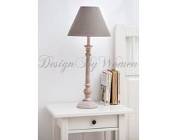 Lampa Natural z ciemnym abażurem