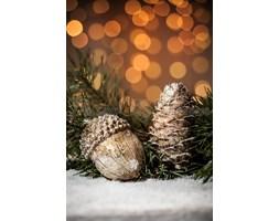 świąteczna ozdoba Szyszka i Żołądź kpl
