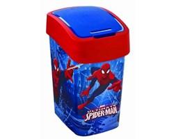 Kosz na śmieci FLIPBIN 25L z pokrywą Spiderman Curver_DARMOWA DOSTAWA !!!