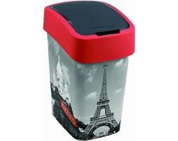 Kosz na śmieci FLIPBIN 25L z pokrywą Paryż Curver_DARMOWA DOSTAWA !!!