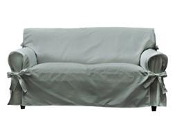 Dekoria Pokrowiec Loose uniwersalny na sofę 2 osobową, szary
