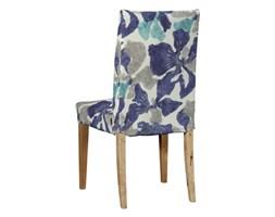 Dekoria Sukienka na krzesło Herniksdal krótka Mosaik 141-10