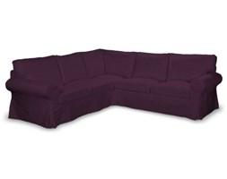 Dekoria Pokrowiec na sofę Ektorp narożną w kolekcji Chenille
