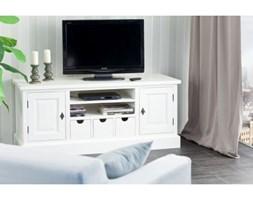 Dekoria Szafka RTV Brighton 150cm white