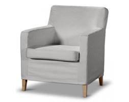 Dekoria Pokrowiec na fotel Karlstad w kolekcji Etna