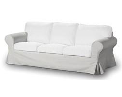 Dekoria Pokrowiec sukienka na sofę Ektorp 3-osobową, nierozkładaną w kolekcji Etna