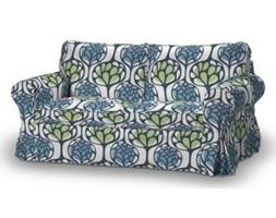 Dekoria Pokrowiec na sofę Ektorp 2-osobową rozkładana NOWY MODEL 2012 w kolekcji Oslo