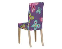 Dekoria Sukienka na krzesło Harry krótka Garden 111-01