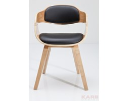 Krzesło z podłokietnikami Costa Beech