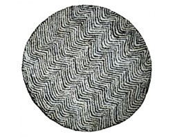 Dywan ZYGZAK, okrągły, 120 cm