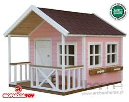 Domek dla dzieci - Kraina Zabaw 2