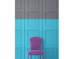 Tapeta Mineheart - Panele ścienne - Grey/Turquoise