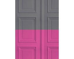 Tapeta Mineheart - Panele ścienne - Grey/Rose
