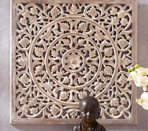 Dekoracja Cienna Obraz Rzeba Relif Ornament Dekor