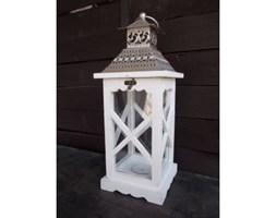 Drewniana latarnia Isa