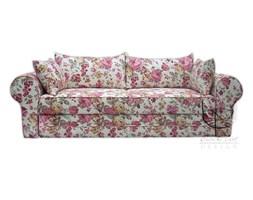 Sofa FLOWER - klasyka w kwiaty, róże