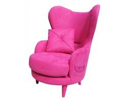 Frou Frou stylizowany fotel z wysokim oparciem