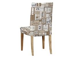 Dekoria Sukienka na krzesło Henriksdal krótka Martha 119-04
