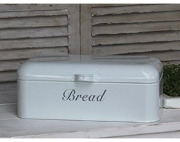 Pojemnik na chleb Enamel biały