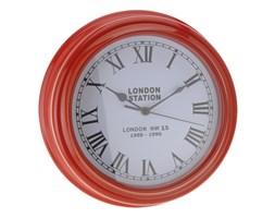 Zegar London Red