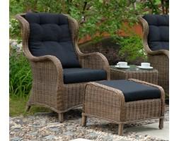 Fotel z podnóżkiem Sienna Relax