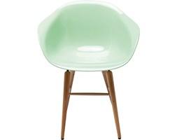 Kare Design Forum Wood Krzesło Kolor Mięta Drewno/Plastik - 78664