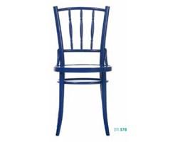 Dejavu krzesło z litego drewna bukowego