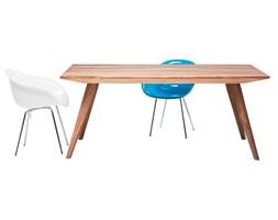 Kare Design Valencia Designerski Drewniany Stół 160x80cm Drewno Palisander Naturalne - 78117