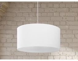 Nowoczesna lampa sufitowa wiszaca - zyrandol w kolorze kosci sloniowej - oswietlenie - ELBE