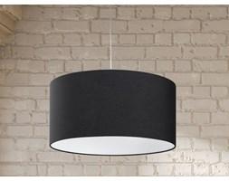Lampa sufitowa wiszaca - zyrandol czarna - oswietlenie - ELBE