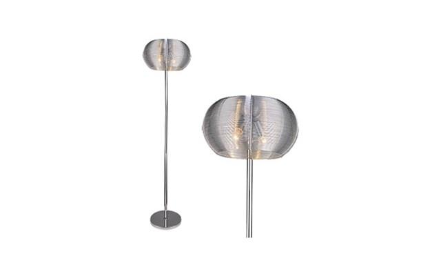 Nowoczesna Lampa Podłogowa Oprawa Stojąca Meda Rabalux 2906 Ip20